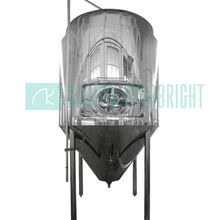 4000L stainless steel beer/wine fermentation/fermenter tank for sale