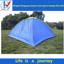 Outdoor portable family folding waterproof one poles tipi camping tents tent camping 4 person