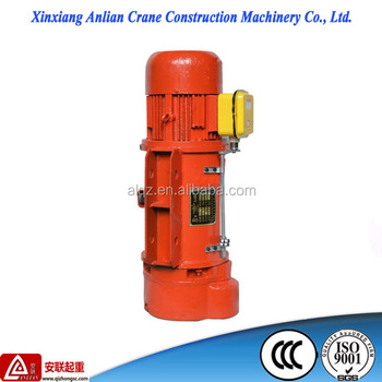 heavy lifting mechanism 10 ton Electric Wire Rope Hoist Price