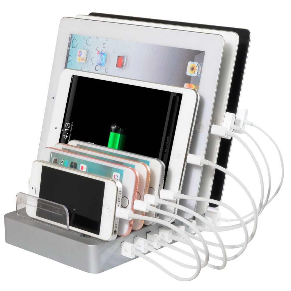 8 PORTS USB multifunction CHARGING station