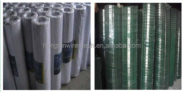 hot sell 4x4 pvc coated galvanized steel wire mesh panels factory
