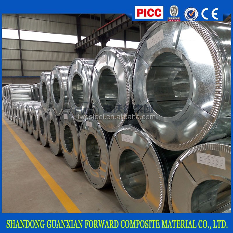 galvanized steel coil or sheet