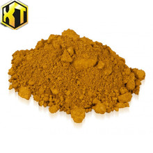 Yellow iron oxide color pigment for plastic & rubber coating