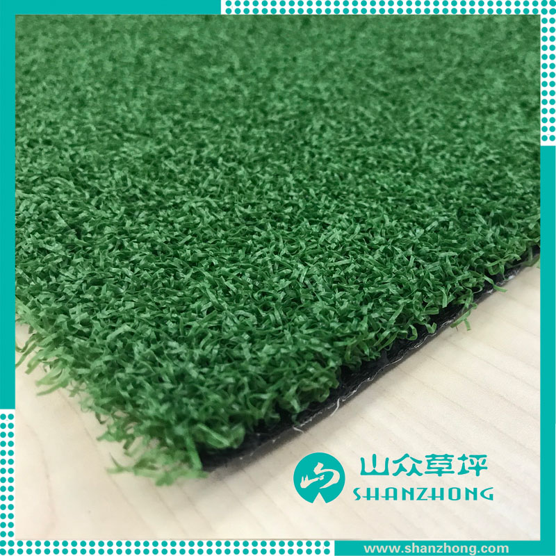 High Density And Short Pile Height Childcare Artificial Golf Turf Wholesale