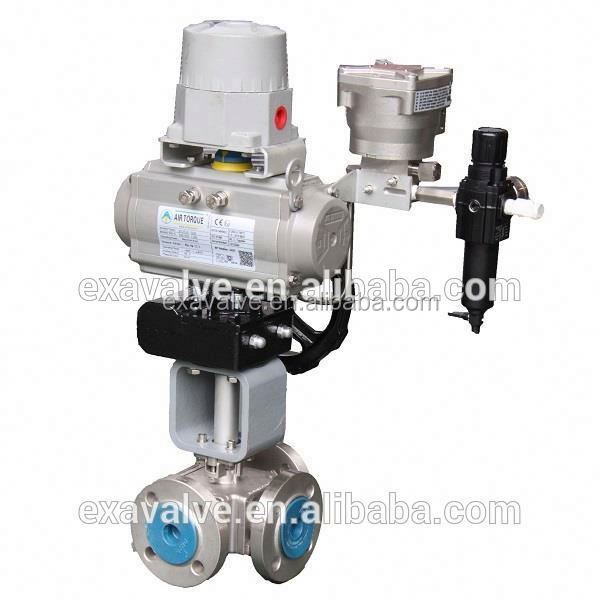 BV 310 3 Way Electric Control Valve (T Type)