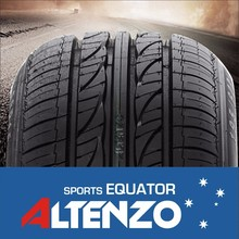 Altenzo brand japanese tire from PDW group, Chinese tyre factory since 1983
