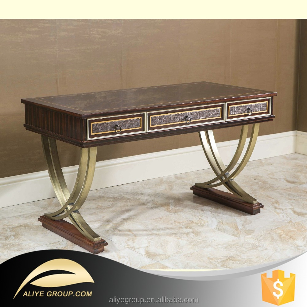 Antique design executive office table specifications pictures MC05