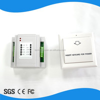 Hotel Networking Energy Saver Card Switch