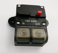 auto boat audio reset circuit breaker