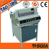 Hydraulic paper die cutting machine