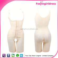 Nude Lace Teddy Sexy Body Shaper slimming bodysuit