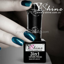y-shine woman fashion nail beauty gel polish/ nail polish manicure pedicure