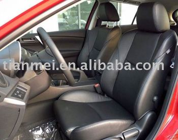 leather car seat cover /car seat cover set
