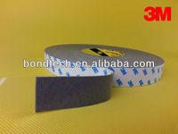 3M Gray Acrylic Foam tape 4608 ,0.8mm with acrylic pressure sensitive adhesive on both side and has good conformability