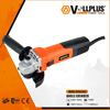 VOLLPLUS VPAG1052 100mm 115mm 2017 New model High quality Electric Grinder 750W power tools from China Angle Grinder