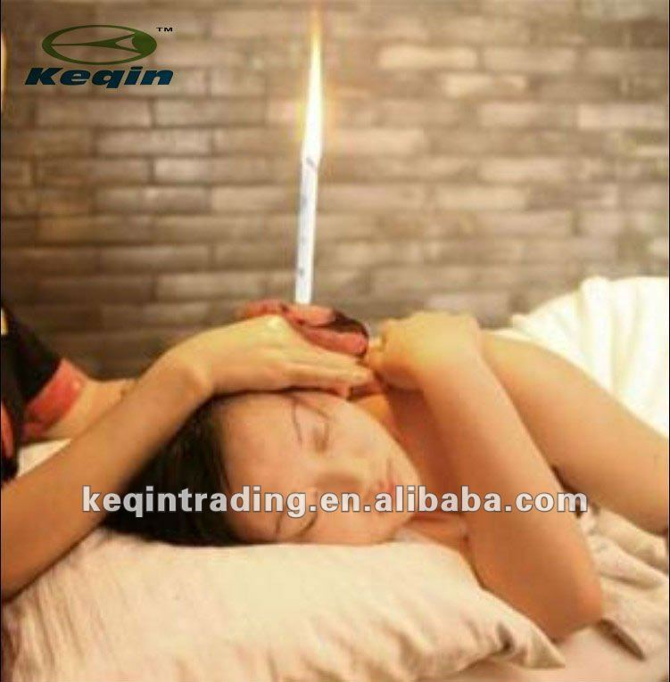 clearing ear waste health prioduct ear candle