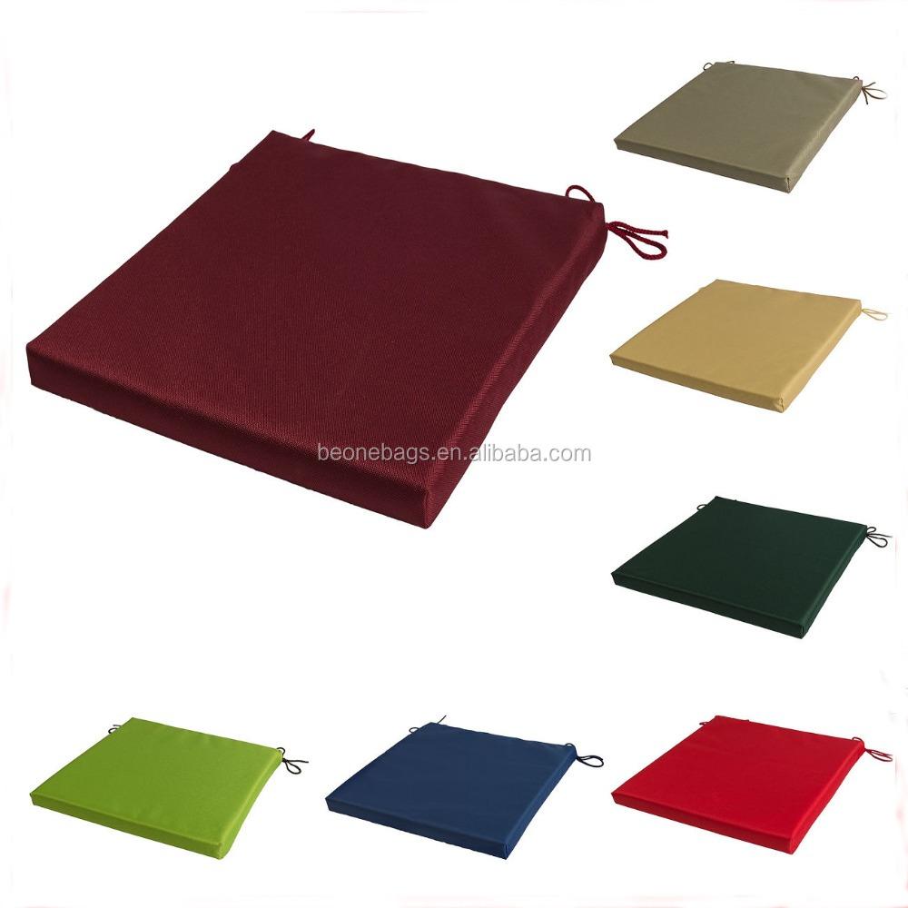 Waterproof chair cushion seat pads gardon patio removable cover buy