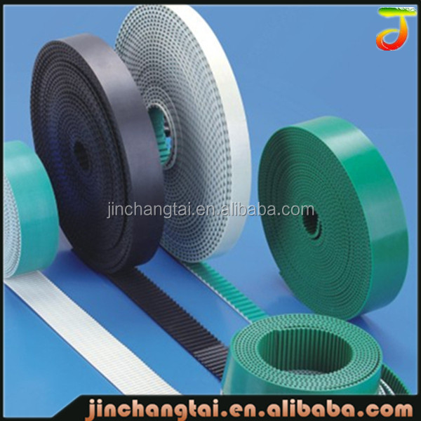 Cost price High reflective pu timing belt for optical instruments