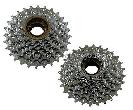 3 speed steel freewheel for MTB / bicycle flywheel