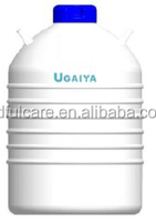 High quality Medical cryogenic N2 tank container for storage and transportation in health care facilities or lab