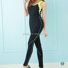 sport fitness suit ladies and girls hot sale casual yoga wear and sexy bra and yoga pants