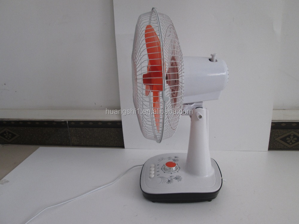 Hot sale16 inch stand table fan motor 40w winding machine with high air volume