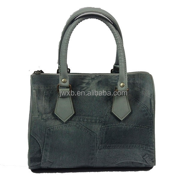 Customized fashion handbag for women from Alibaba supplier