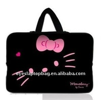 cute neoprene laptop bag for girls