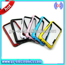 Wholesale Shock-proof PC+TPU Bumper Frame Case for BlackBerry Q5