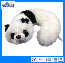 Plush Panda Bear Pets car seat Pillow Neck Head