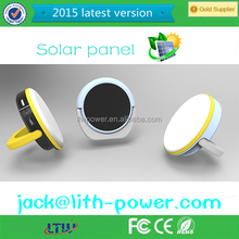 New Solar Power Bank,External Battery Solar Charger Powerbank For All Mobile Phone, Hot Selling Solar Power Charger