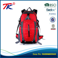 High quality fashion outdoor sports knapsack high strength camping backpacks for men