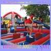 4 Person Inflatable Jousting Sport