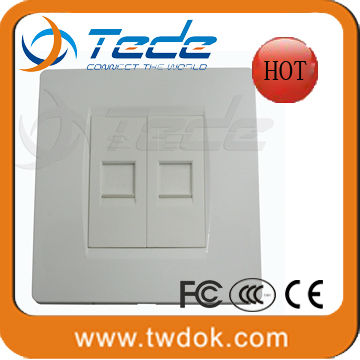 faceplate back box