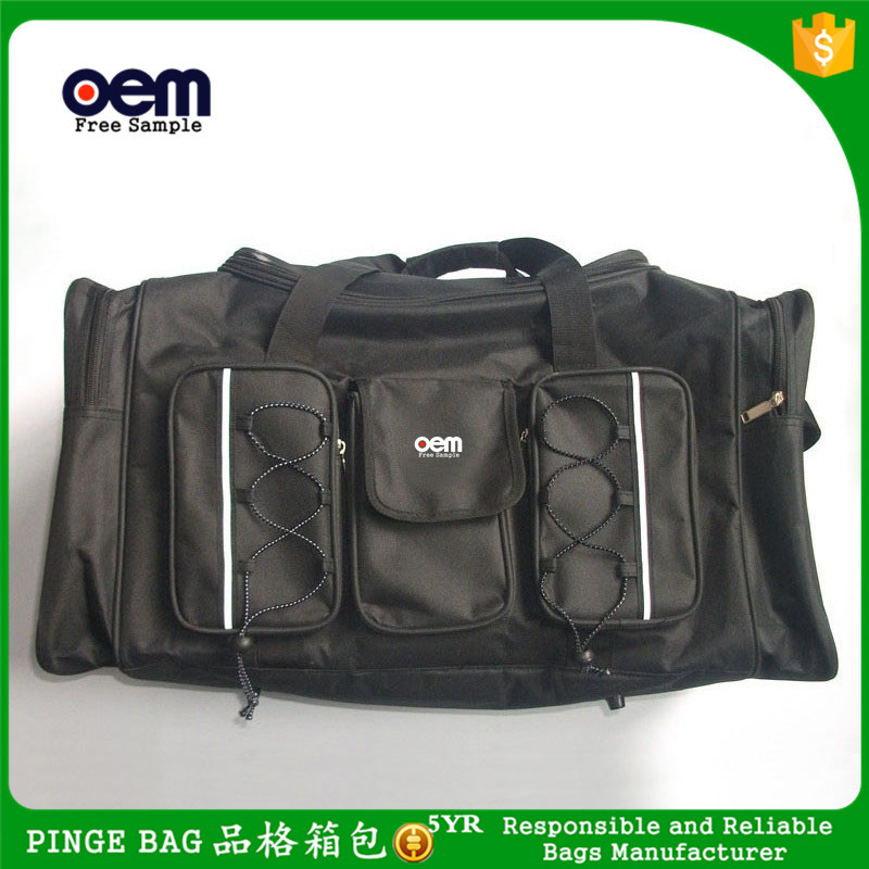 2017 Heavy Duty Large Square Cargo Duffel Jumbo Gear Bag Oversized Travel Bag Huge Rack Bag Wholesale