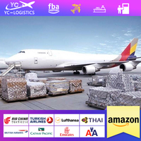 Shenzhen freight forwarder air shipping to UK/USA/Canada/Australia