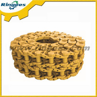 wholesale low price high quality track link applicable to Komatsu pc200-7 pc200-8 pc200lc-2 excavator, track chain for Komatsu