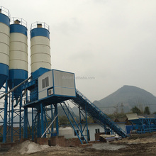 Low Price HZS60 Wet Stationary Precast ready mix Concrete Batching Mixing Plant For Sale