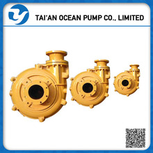 Mining sand transfer pump for long distance