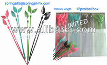 Leaf Nylon Cable Ties, Suitable for Promotional Gifts