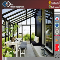 Portable used glass lowes sunrooms & glass houses
