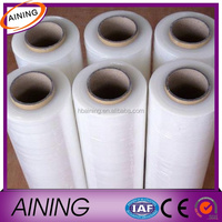 Polyethylene wrapping film/stretch wrapping film/feature films