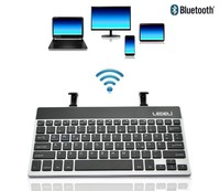 Universal Wireless Bluetooth Aluminium Ledeli Keyboard for Tablet, Smartphone, PC
