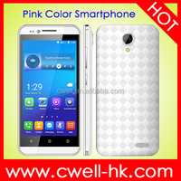 4 Colors Summer S4 MTK6580 Quac Core Android 5.1 Cheap China Best 4.5 inch Smart Phone