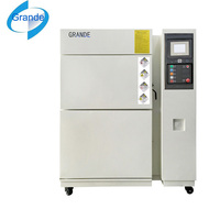Hot sale temperature thermal shock chamber/cold hot impact testing machine