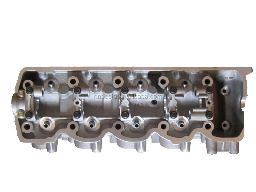 For Mitsubishi engine parts alloy cylinder head 4G54