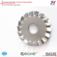 OEM ODM custom made stainless steel saw tooth factory in china