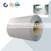 Free Sample Modular Panel High Quality Plain color white PVC Laminated Steel Coil