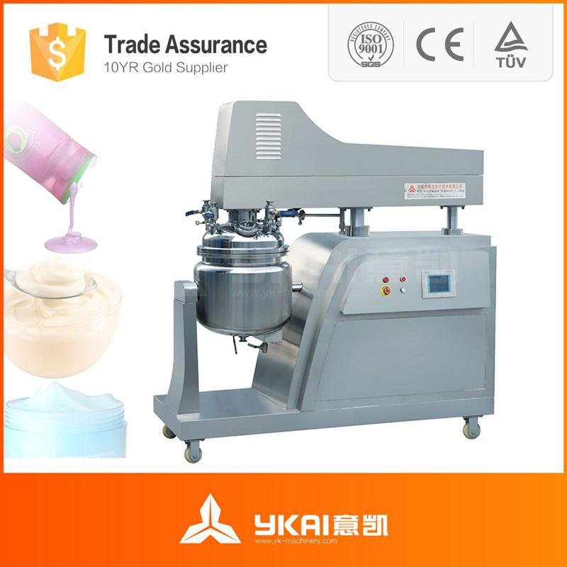 curry paste machine, food emulsifier mixer, ketchup manufacturing process
