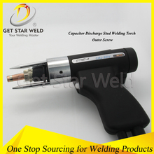 high quality popular stud welding gun, stud welding torch price and stud gun